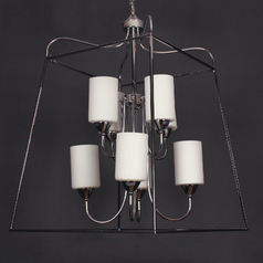 buy 8 Cup Drop Chandelier