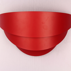 buy Red Cap Wall Lamp