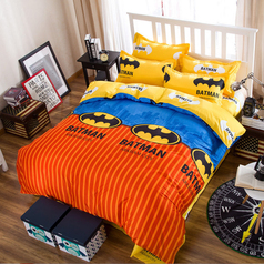 China animated batman bedsheet.index