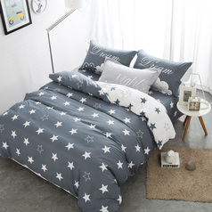 China ash star bedsheet.index
