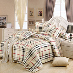 China light burberry bedsheet.index