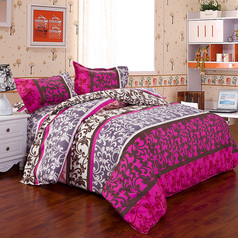 China reactive print bedsheet.index