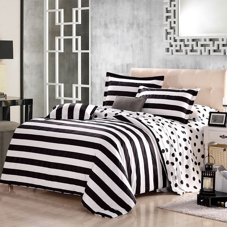 Egyptian Striped Amp Dotted Bedding Sets On Homewox Ng
