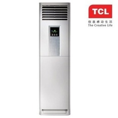buy White TCL 3 Ton Floor Standing Air Conditioner
