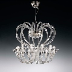 buy Voltolina Babylon Glass Chandelier