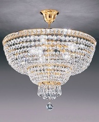 buy Gold Voltolina New Orleans Chandelier