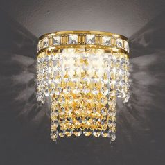 buy Gold Voltolina New Orleans Wall Bracket Light
