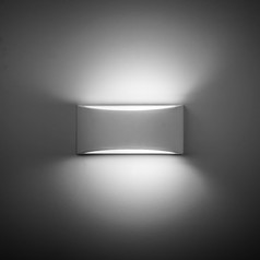 buy White LEDS Ges Plasta 05-1796-14 Wall light