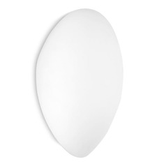 buy  Opal White LEDS La Creu Glass wall Light 444-BL