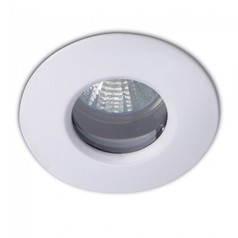 buy  White La Creu LED Reressed Downlight  (320-BL)
