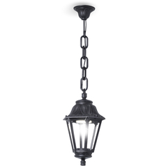 buy Black Fumagalli Lesse Ceiling Mounted Pendant Light