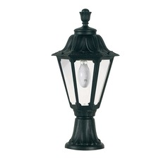 buy Black Fumagalli Lesse  Post Lamp