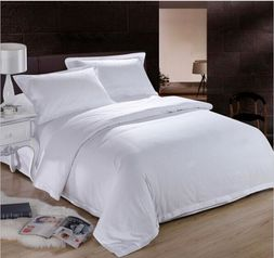 Egyptian pure white bedsheet.index