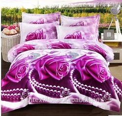 Egyptian rose flower 3d printing duvet cover  %281%29.index