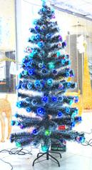 Pre lit christmas tree.index