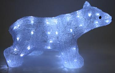 Christmas decorative polar bear with light 2.index