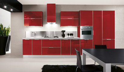 Modern Kitchen Cabinet Design With Island Brown Darey.index