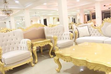 buy Grand 8 Seater Estella Sofa Set