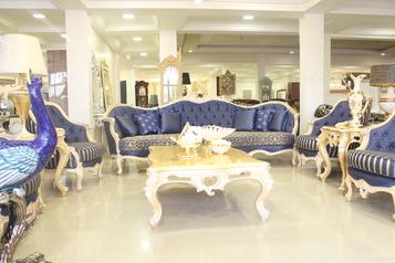 buy Azzurro 7 Seater Sofa Set