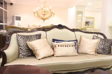 buy Grand 8 Seater Merritt Sofa Set