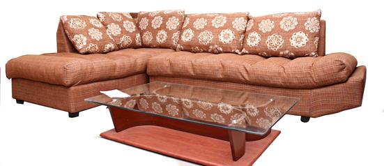 buy Fabric Modular 5 Seater Neva lounge