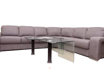 buy Fabric Morino 7 Seater Modular Lounge