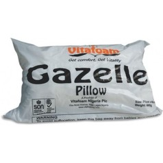 Fibre gazelle pillow.index