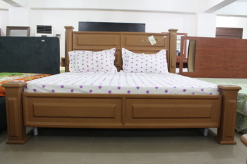 buy Brown Melody Bed
