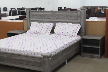 buy Grey Melody Bed